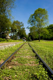 Railroad Track Stock Photography
