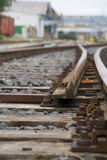 Railroad Track Royalty Free Stock Image