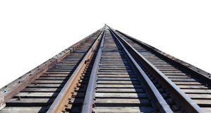 Railroad Track Royalty Free Stock Images