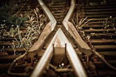 Free Railroad Tracks Stock Photography - 20120572