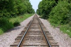 Free Railroad Tracks Stock Image - 2841701
