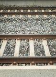 Railroad tracks. Stock Photos
