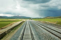 Railroads Stock Photos