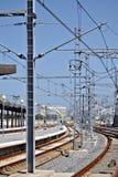 Railroads Royalty Free Stock Photo