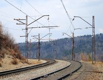 Railroads Stock Images