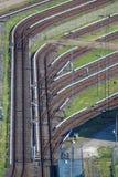 railroads photo stock