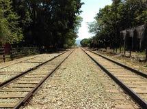 railroads imagem de stock royalty free