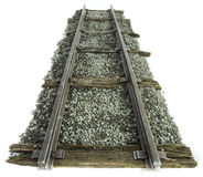 Railroads royalty free stock photography