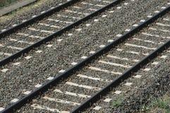 Rails. Horizontal image Stock Images