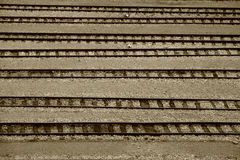 Rails Stock Image