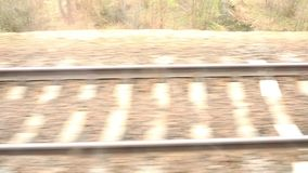 Rails stock video
