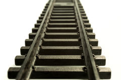 Rails of a train Stock Photography