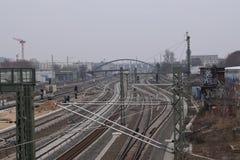 Rails Stock Images