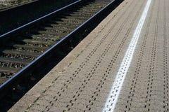 Railside Stockbild