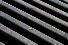 Railtrack Royaltyfri Fotografi