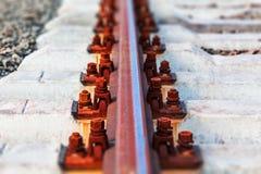 Railtrack Fotografering för Bildbyråer