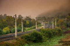 Railtrack Stock Images
