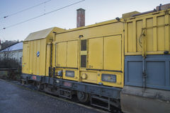 RAILVAC-16000, RA-3 Stock Photo