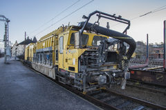 RAILVAC-16000, RA-3 Royalty Free Stock Images