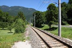 railway Австралии Стоковые Изображения RF