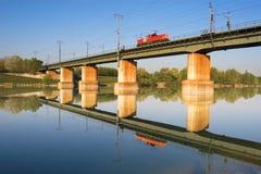 railway моста стоковые изображения