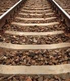 railway обваловки Стоковое Изображение RF