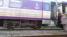 railway тайский сток-видео