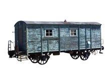 railway экипажа Стоковые Изображения