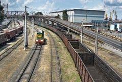 railway Стоковое фото RF
