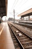 railway Стоковое Изображение RF