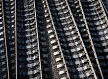 Railway Royalty Free Stock Photos