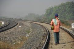 railway Стоковые Изображения RF