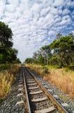 Railway Royalty Free Stock Photo