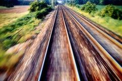 railway Стоковое Изображение