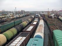 railway 3 Стоковая Фотография RF