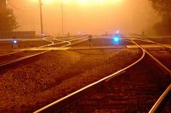 railway Стоковые Изображения