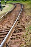 Railway Royalty Free Stock Photography
