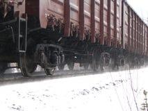 The railway Stock Image