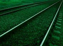 railway Стоковая Фотография