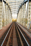 Railway bridge Stock Images