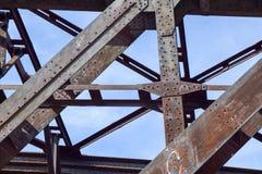 Railway bridge Stock Image