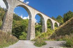 Railway bridge over the Ravenna Gorge