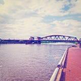 Railway Bridge Royalty Free Stock Photography