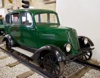 Railway Car Royalty Free Stock Photography