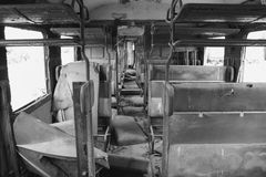 Railway carriage Stock Image