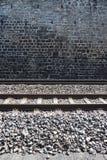 railway chur arosa Стоковые Фото
