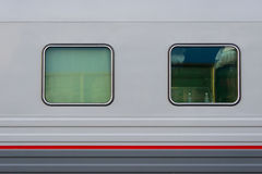 Railway Coach Royalty Free Stock Image