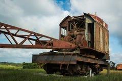 Railway Cranes Unit Stock Image