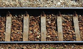 Railway detail Royalty Free Stock Photo