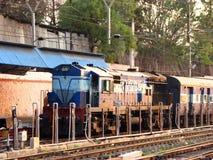 Railway Engine Stock Photography